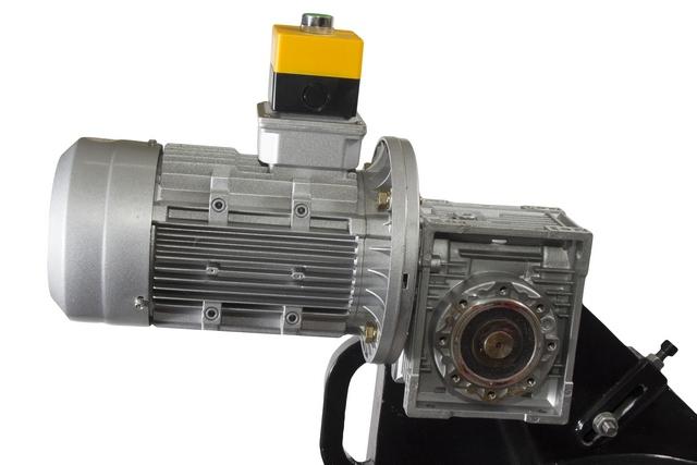 ROBU W 1000 с гидравлическим приводом. Аппарат для стыковой сварки ПНД труб