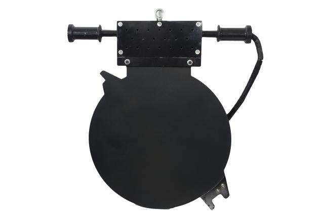 ROBU W 800 с гидравлическим приводом.Аппарат для стыковой сварки ПНД труб