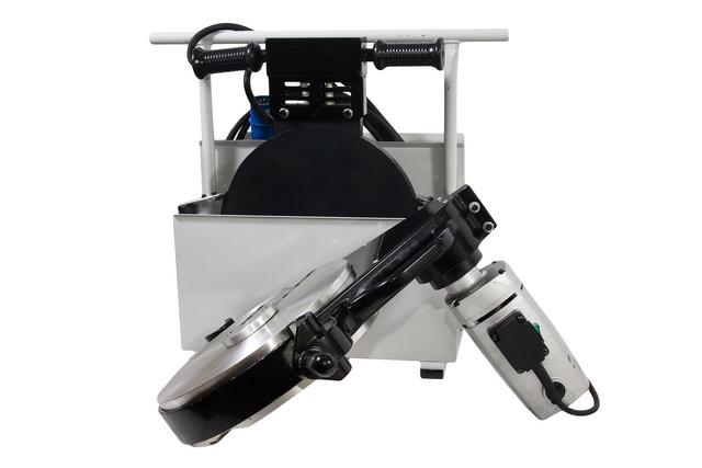 ROBU W 500 с гидравлическим приводом. Аппарат для стыковой сварки ПНД труб