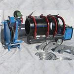 AL 500 сварочный аппарат для стыковой сварки трубопроводов из полиэтилена и полипропилена