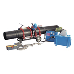 AL 315  сварочный аппарат для стыковой сварки трубопроводов из полиэтилена и полипропилена