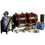 AL 630 сварочный аппарат для стыковой сварки трубопроводов из полиэтилена и полипропилена