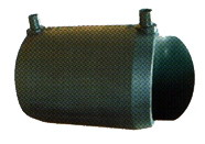 Блокирующая заглушка РЕ 100 EF