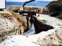 Трубопровод для питьевой воды