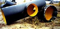 Тройник трубы FKS фото