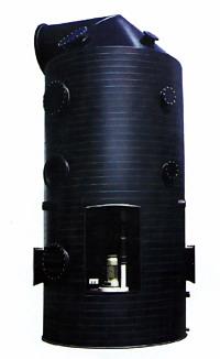 Образец резервуара из HDPE